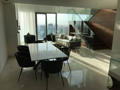 Unique Penthouse with full Marina view on Promenade