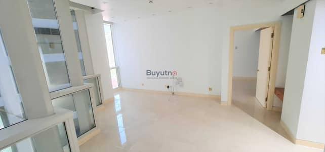 شقة 1 غرفة نوم للايجار في الحصن، أبوظبي - شقة في برج بينونة 1 الحصن 1 غرف 58000 درهم - 5336920