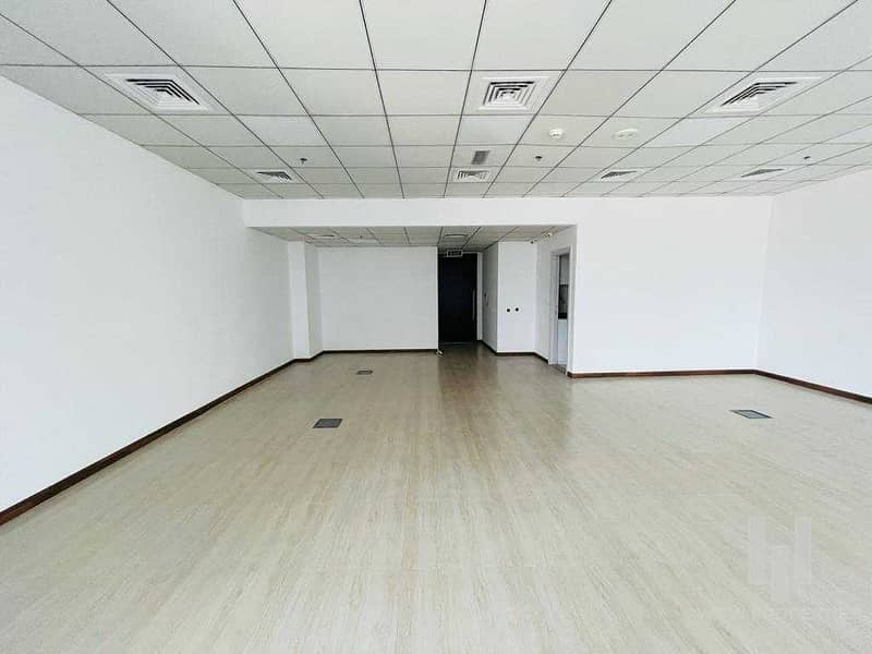 Fully Fitted Office For Rent In Business Bay I 830 SQFT