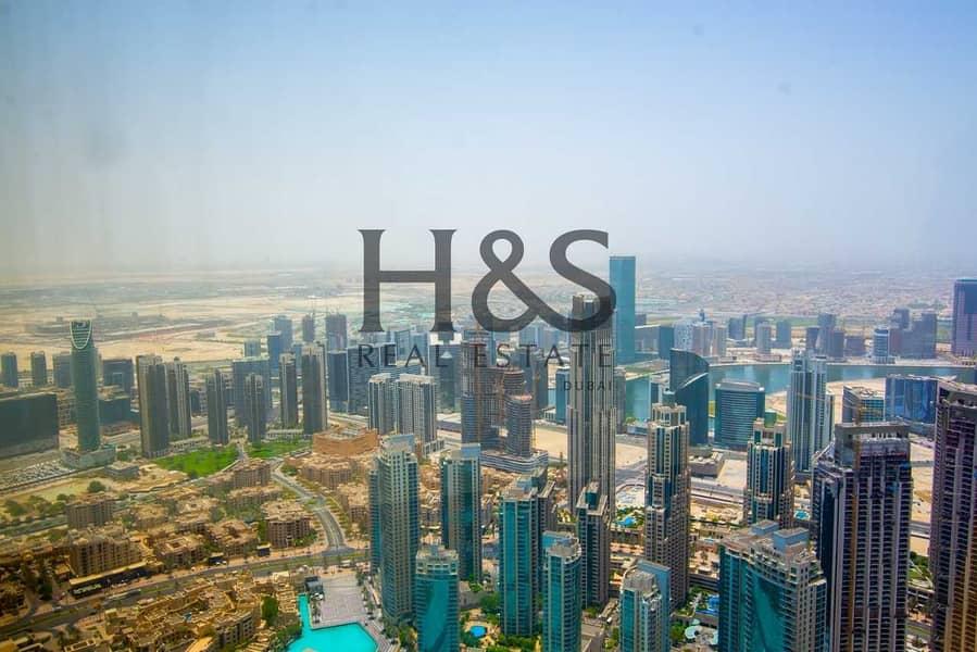 14 Live in the Sky   Luxury Living Apt   Burj Khalifa