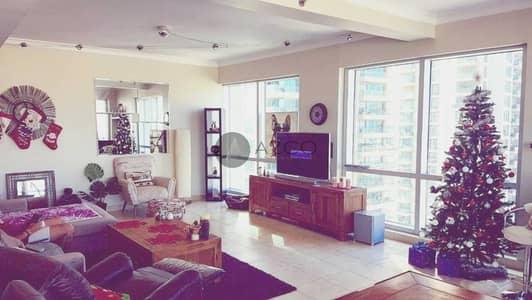 شقة 3 غرف نوم للبيع في ذا فيوز، دبي - عرض ملعب الجولف | مصانة جيدا | أفضل موقع