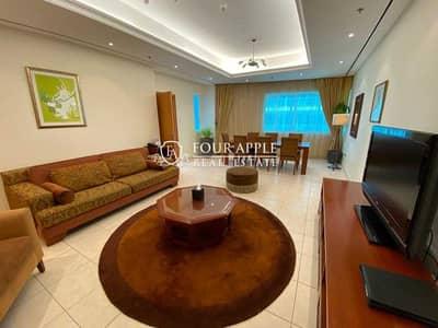 شقة فندقية 2 غرفة نوم للايجار في دبي مارينا، دبي - شقة فندقية في برج تماني دبي مارينا 2 غرف 125000 درهم - 5295964