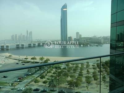 شقة 2 غرفة نوم للايجار في دبي فيستيفال سيتي، دبي - شقة في مرسى بلازا دبي فيستيفال سيتي 2 غرف 119000 درهم - 5294878