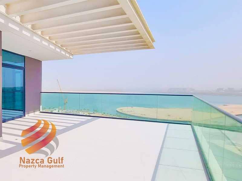 شقة في بناية كانال فيو شاطئ الراحة 2 غرف 120000 درهم - 5337026