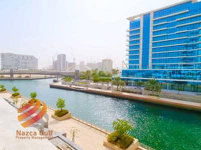 تاون هاوس 4 غرف نوم للايجار في شاطئ الراحة، أبوظبي - تاون هاوس في بناية كانال فيو شاطئ الراحة 4 غرف 185000 درهم - 5337093