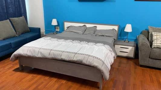 استوديو  للايجار في الراشدية، عجمان - شقة في فالكون تاورز الراشدية 2 الراشدية 2700 درهم - 5337167