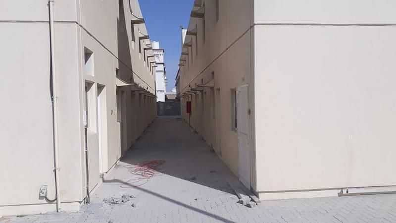 Labor Rooms available for Rent in Al-Jurf