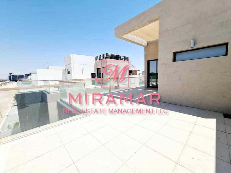 2 LUXURY VILLA WITH LARGE TERRACE | HIGH END FINISHING | SMART LAYOUT