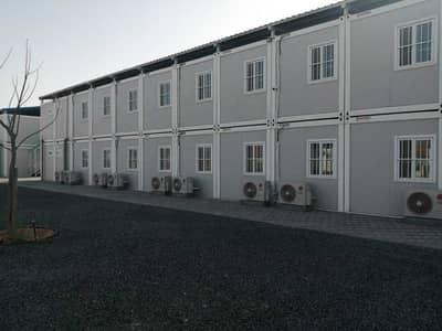 سكن عمال  للايجار في منطقة الإمارات الصناعية الحديثة، أم القيوين - سكن عمال في منطقة الإمارات الصناعية الحديثة 33600 درهم - 5337223