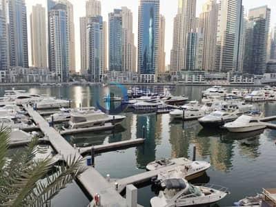 شقة 1 غرفة نوم للبيع في دبي مارينا، دبي - Rented | Investor Deal | Fully Furnished 1BR