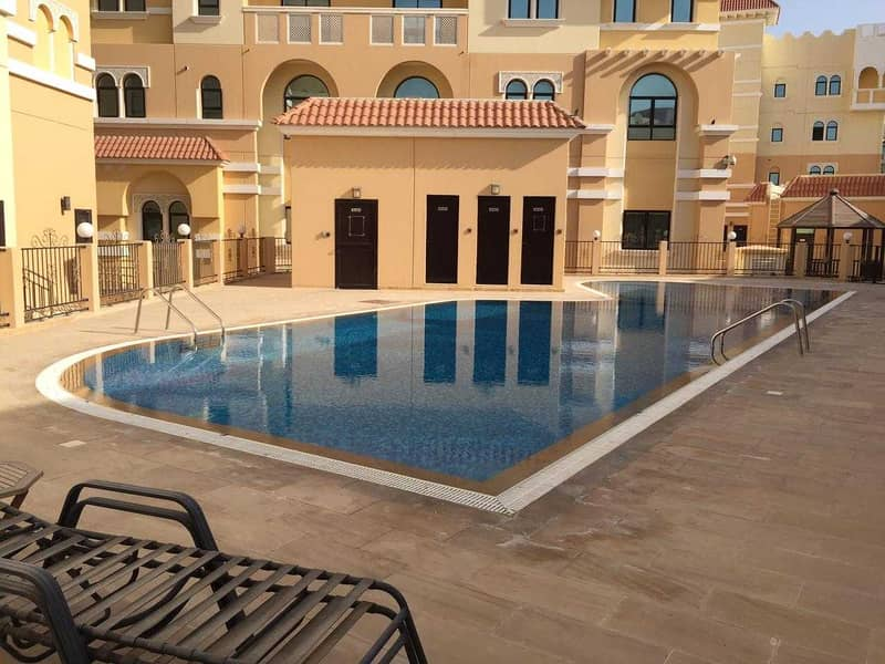 Luxurious ! 1 Bebroom Apartment With Al Facilities