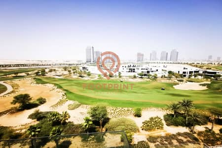 3 Bedroom Apartment for Sale in DAMAC Hills (Akoya by DAMAC), Dubai - Full Golf Course View   Fully Furnish 3 Bedroom   Corner unit   Vacant