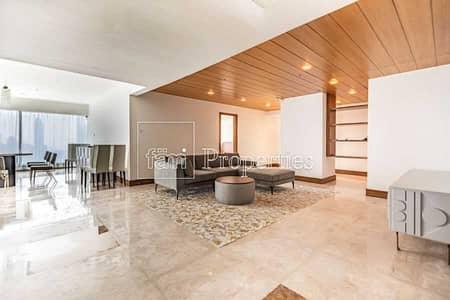 شقة 3 غرف نوم للايجار في مركز دبي التجاري العالمي، دبي - Large 3 bed   Vastu-compliant   DEWA chiller free