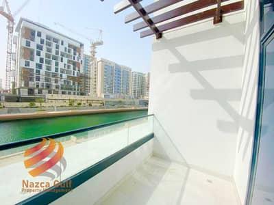 تاون هاوس 4 غرف نوم للايجار في شاطئ الراحة، أبوظبي - تاون هاوس في بناية كانال فيو شاطئ الراحة 4 غرف 185000 درهم - 5337430