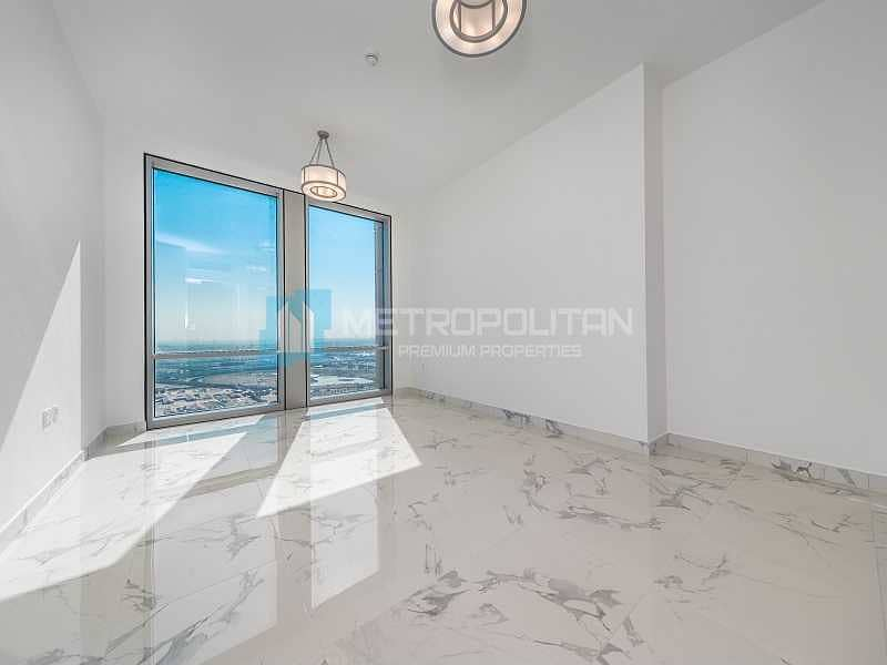2 Huge 2 BR Lay Out I Canal View I High floor