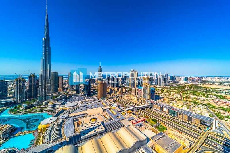 19 Burj Khalifa View I All Inclusive I High floor