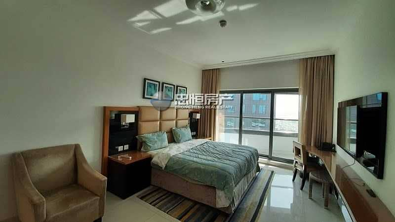 Furnished | Rented Unit | With Balcony