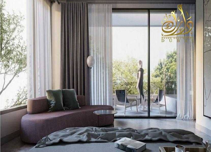 2 Own a 5-bedroom villa in the heart of Sharjah (Downtown)  In monthly installments with the developer until delivery and