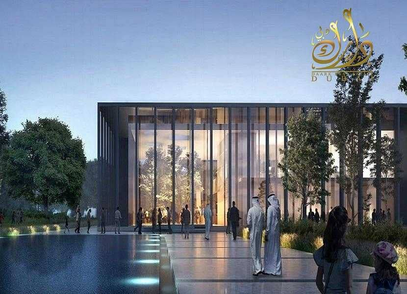 11 Own a 5-bedroom villa in the heart of Sharjah (Downtown)  In monthly installments with the developer until delivery and