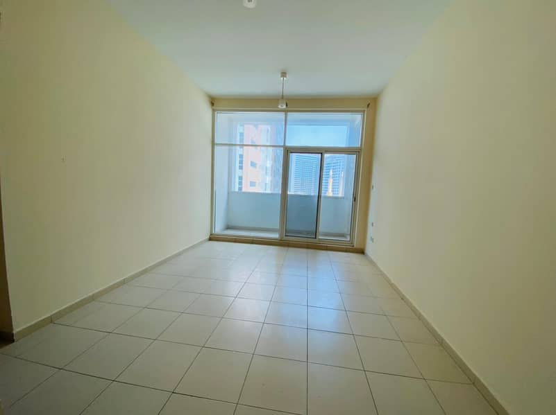 1 bhk  garden view with 2 bathroom and parking in Ajman one tower for sale