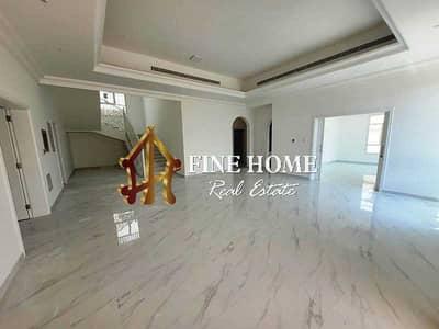 5 Bedroom Villa for Rent in Baniyas, Abu Dhabi - Brand New I Stand Alone 5 Master bedrooms Villa