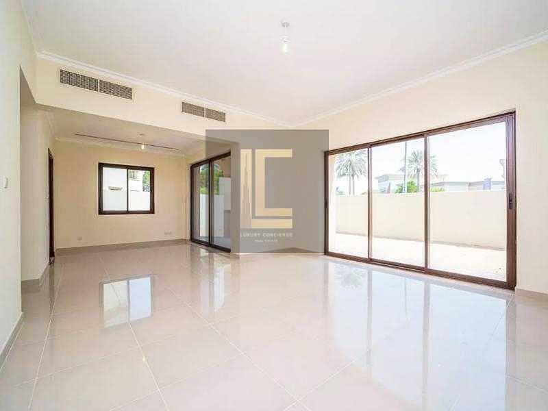 Genuine Resale 4 BR Villa || Single  Row || Rented