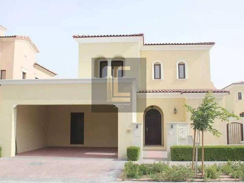 14 Genuine Resale 4 BR Villa || Single  Row || Rented