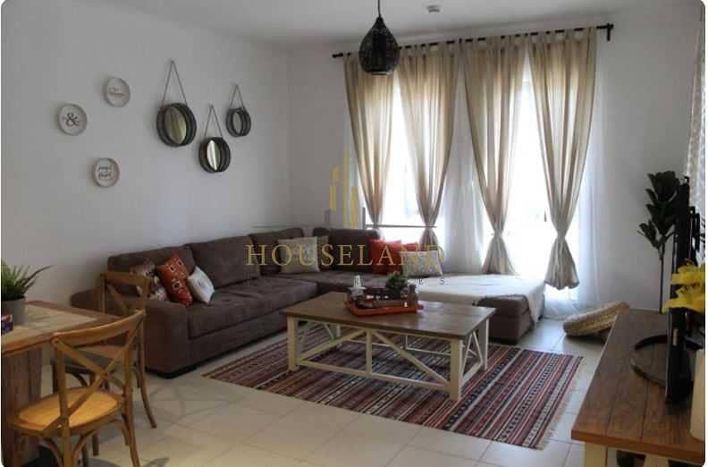 شقة في ريحان 5 ریحان المدينة القديمة 1 غرف 1450000 درهم - 5299619