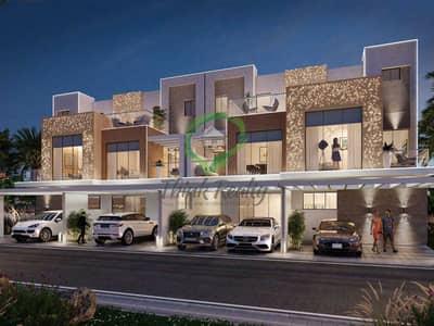 3 Bedroom Villa for Sale in DAMAC Hills (Akoya by DAMAC), Dubai - Townhouses & Villas for sale in Dubai golf community