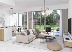 فیلا في لاروزا فيلانوفا دبي لاند 3 غرف 1480000 درهم - 5337817