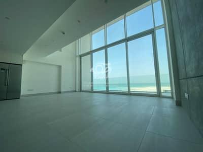 فلیٹ 1 غرفة نوم للايجار في جزيرة السعديات، أبوظبي - Luxury | Sea view | Loft