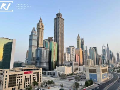 2 Bedroom Apartment for Rent in Sheikh Zayed Road, Dubai - FULLY FURNISHED 2BR FLEXIBLE PAYMENTS OPTIONS