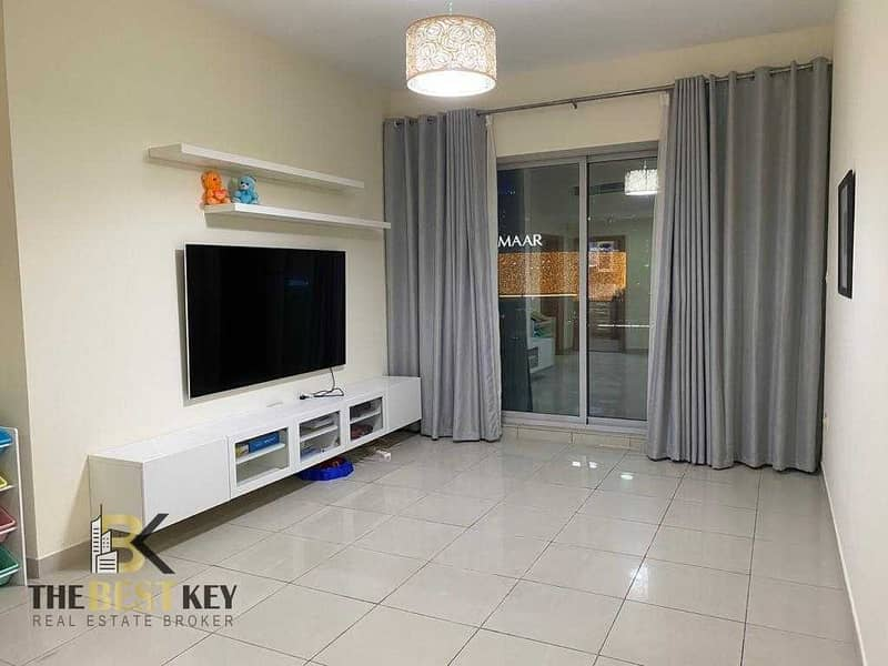 Huge 1 Bedroom Apartment/Available for sale in Armada Towers 1