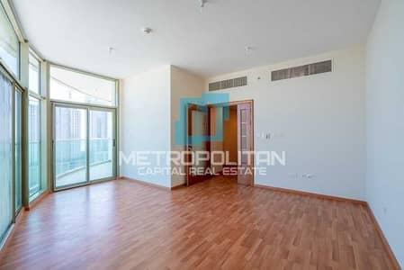شقة 1 غرفة نوم للبيع في جزيرة الريم، أبوظبي - شقة في بيتش تاور B أبراج الشاطئ شمس أبوظبي جزيرة الريم 1 غرف 1050000 درهم - 5188894
