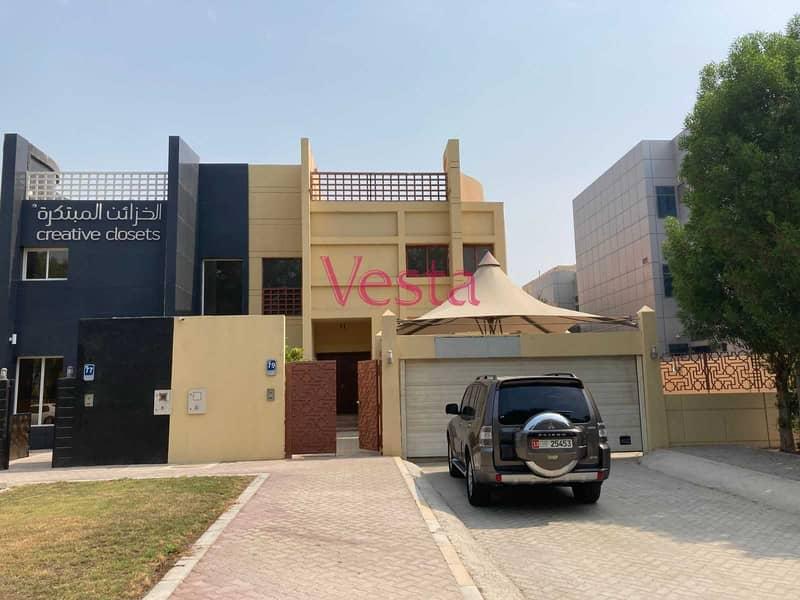 15 Great location on Al Khaleej Alarabi street