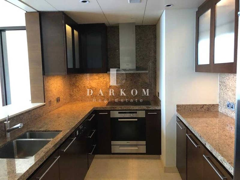 13 2 BR + Maid   Sea View   Unfurnished   High Floor