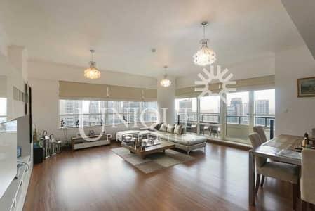 2 Bedroom Flat for Rent in Dubai Marina, Dubai - Upgraded 2 Bedroom   Furnished   Full Marina view