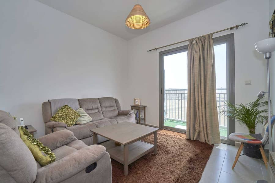 Vacant on Transfer Two-Bed Open to Offers
