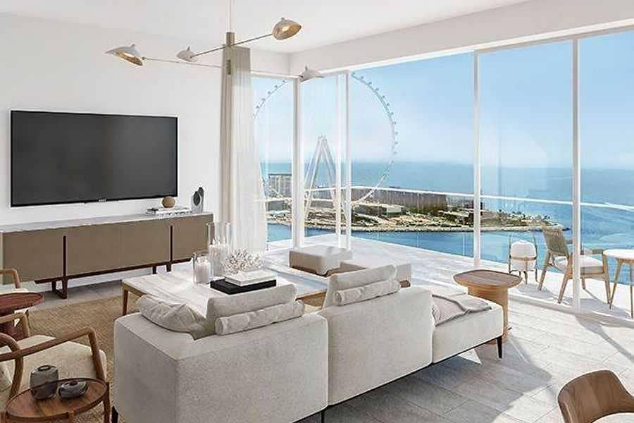 Modern interior | best price | Mid floor