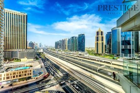 شقة 2 غرفة نوم للايجار في دبي مارينا، دبي - Upgraded | Exclusive 2 Bed | Well kept