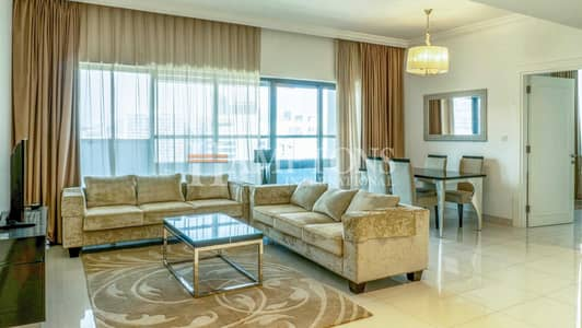 1 Bedroom Apartment for Rent in Business Bay, Dubai - Fully Furnished   Spacious   High Floor.