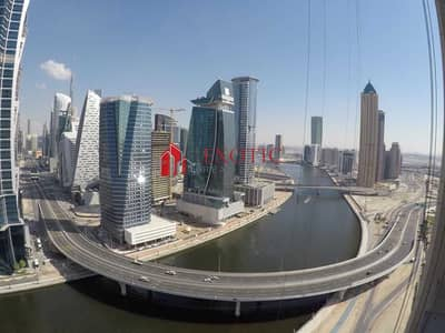 1 Bedroom Apartment for Sale in Business Bay, Dubai - Canal View    Luxurious 1 Bedroom    High Floor