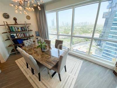 فلیٹ 2 غرفة نوم للبيع في أبراج بحيرات الجميرا، دبي - FULLY UPGRADED / Rare / Golf Course View