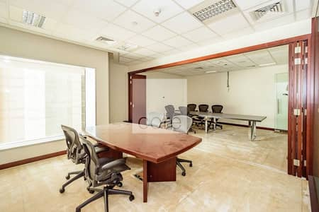 Office for Rent in Sheikh Zayed Road, Dubai - Spacious Office | 6 Parking | Pay in 12 Cheques