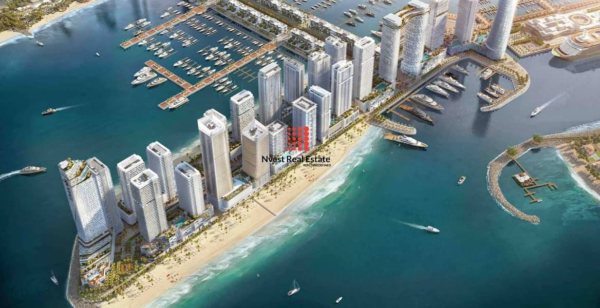 1 Bedroom/Where the sea greets you every morning/Emaar Beachfront