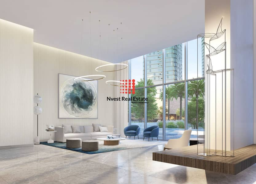 2 1 Bedroom/Where the sea greets you every morning/Emaar Beachfront