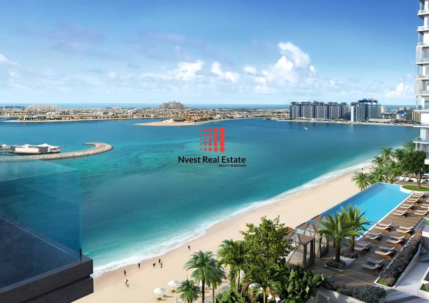 10 1 Bedroom/Where the sea greets you every morning/Emaar Beachfront
