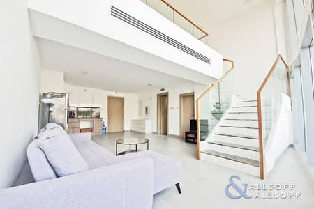 شقة 1 غرفة نوم للبيع في قرية جميرا الدائرية، دبي - 1 Bed Duplex |  1276 Sq. Ft.  | Exclusive