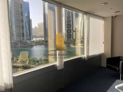 Office for Sale in Jumeirah Lake Towers (JLT), Dubai - FULL LAKE VIEW | LUXURY FURNISHED