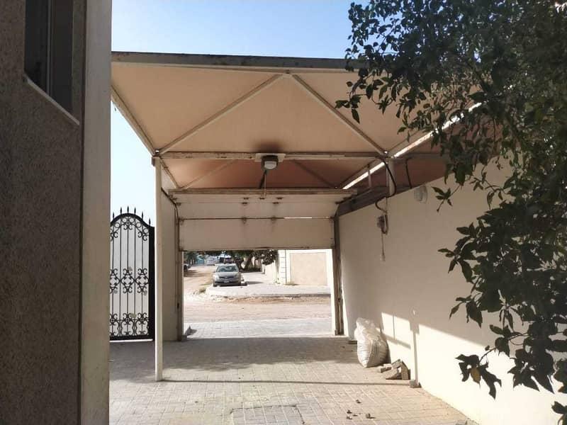 4 bedroom villa for rent in al Rifah Sharjah.